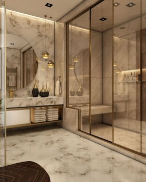 Luxury Bathroom Décor Ideas That Looks Great09