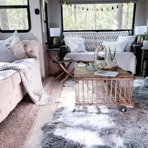 Modern Rv Living And Tips Remodel Ideas To Copy Asap23