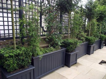 Pretty Privacy Fence Planter Boxes Ideas To Try33