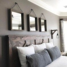 Spectacular Farmhouse Master Bedroom Decorating Ideas To Copy01