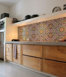 Unordinary Kitchen Colors Design Ideas That Looks Cool02