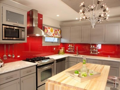 Unordinary Kitchen Colors Design Ideas That Looks Cool09