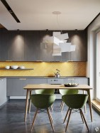 Unordinary Kitchen Colors Design Ideas That Looks Cool16