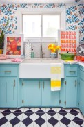 Unordinary Kitchen Colors Design Ideas That Looks Cool25