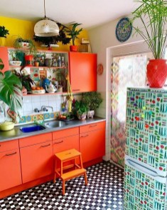 Unordinary Kitchen Colors Design Ideas That Looks Cool28