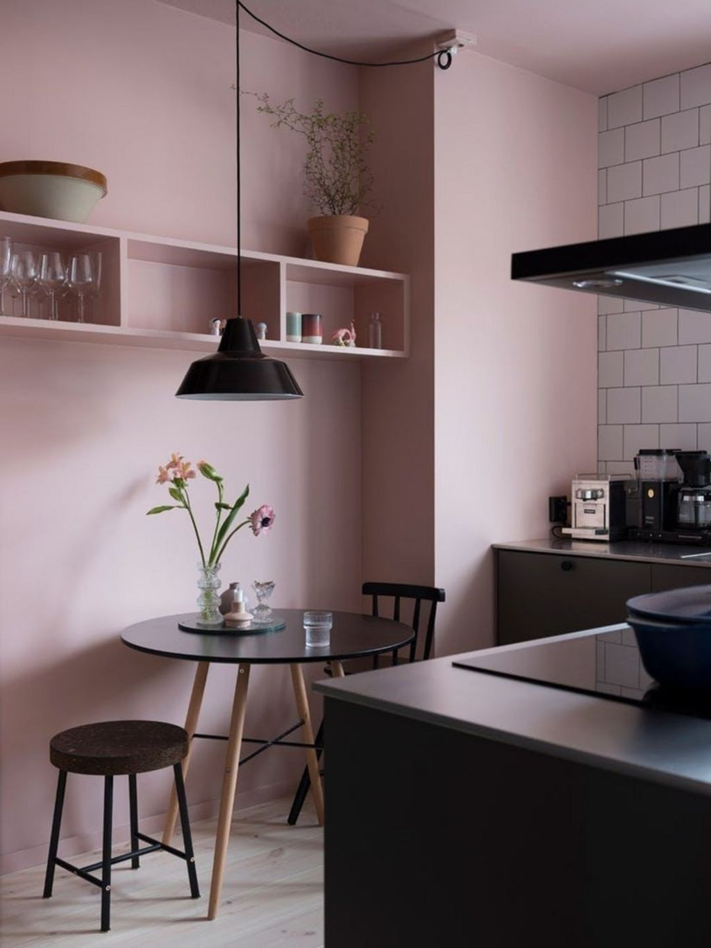 Unordinary Kitchen Colors Design Ideas That Looks Cool36