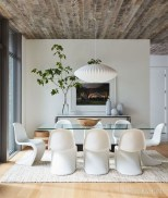 Wonderful Contemporary Dining Room Decorating Ideas To Try29