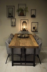 Wonderful Contemporary Dining Room Decorating Ideas To Try33