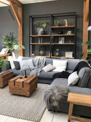 Wonderful Neutral Living Room Design Ideas To Try15