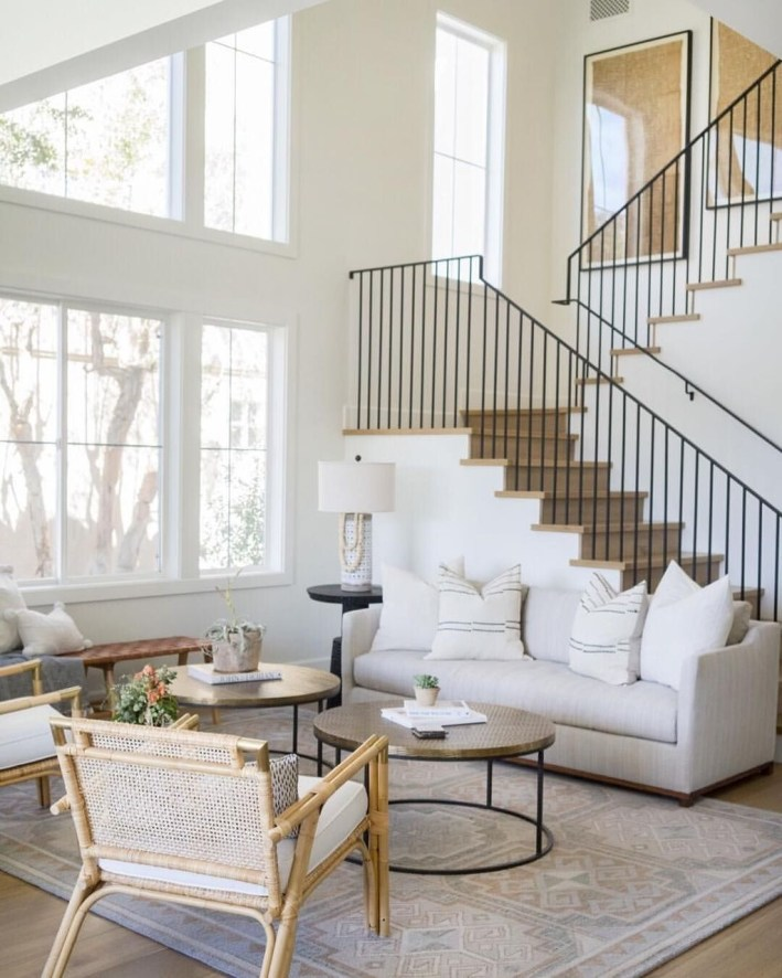 Wonderful Neutral Living Room Design Ideas To Try33
