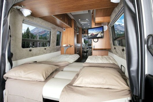 Wonderful Rv Modifications Ideas For Your Street Style27