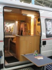 Wonderful Rv Modifications Ideas For Your Street Style30