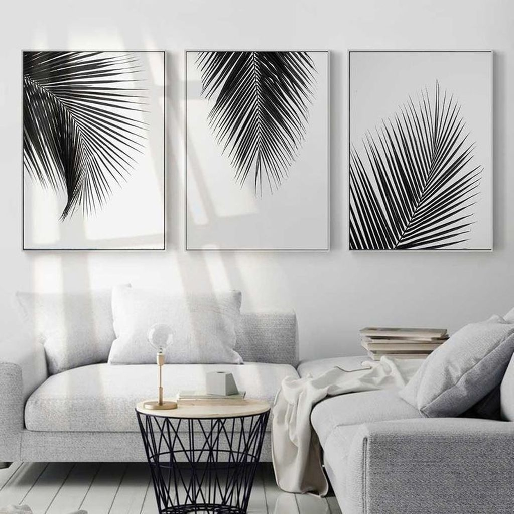 Attractive Living Room Wall Decor Ideas To Copy Asap09