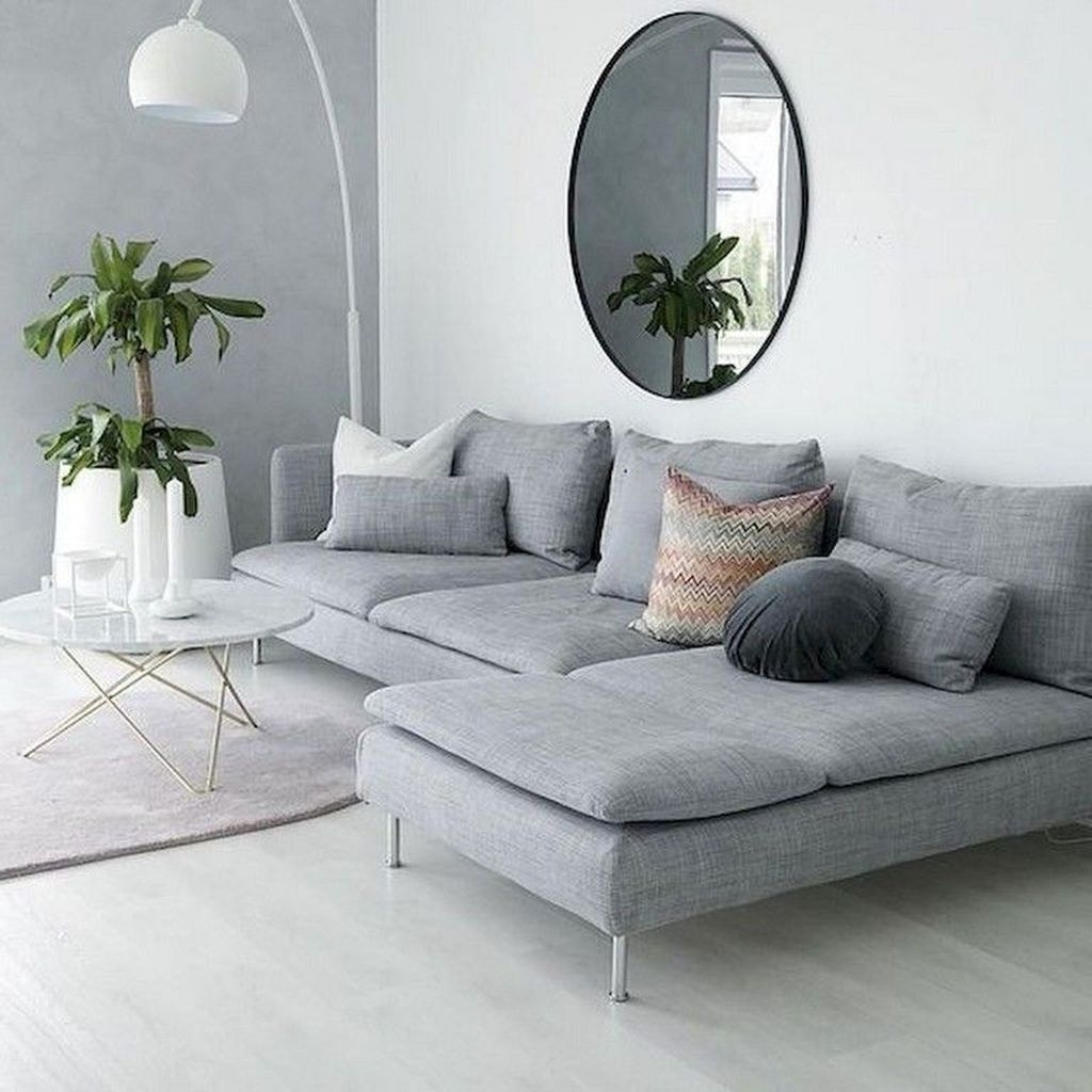 Awesome Living Room Mirrors Design Ideas That Will Admire You12