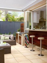 Brilliant Closed Balcony Design Ideas To Enjoy In All Weather Conditions19