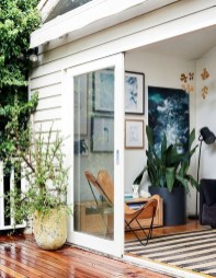 Brilliant Closed Balcony Design Ideas To Enjoy In All Weather Conditions44