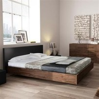 Casual Contemporary Floating Bed Design Ideas For You32