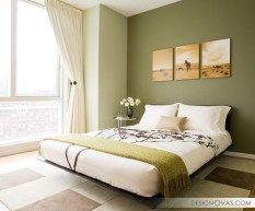 Casual Contemporary Floating Bed Design Ideas For You41