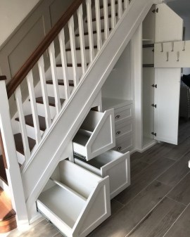 Catchy Remodel Storage Stairs Design Ideas To Try17