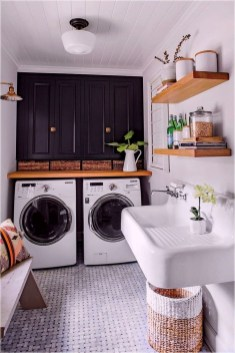 Charming Small Laundry Room Design Ideas For You15