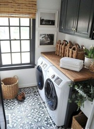 Charming Small Laundry Room Design Ideas For You32