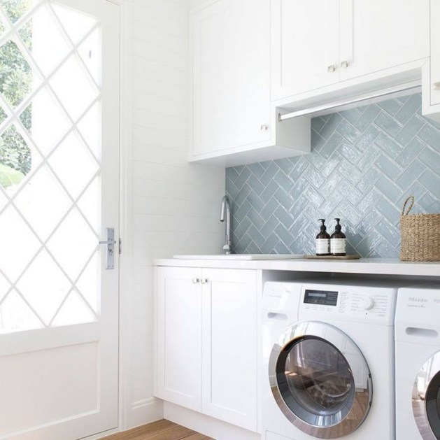 Charming Small Laundry Room Design Ideas For You38