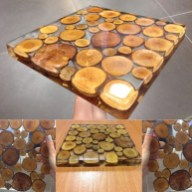 Classy Resin Wood Table Ideas For Your Furniture21