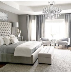 Cute Chandeliers Decoration Ideas For Your Bedroom39