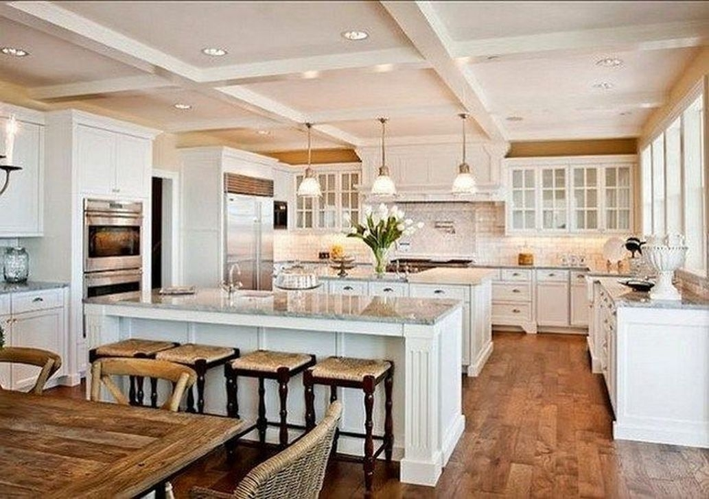 Extraordinary Big Open Kitchen Ideas For Your Home35