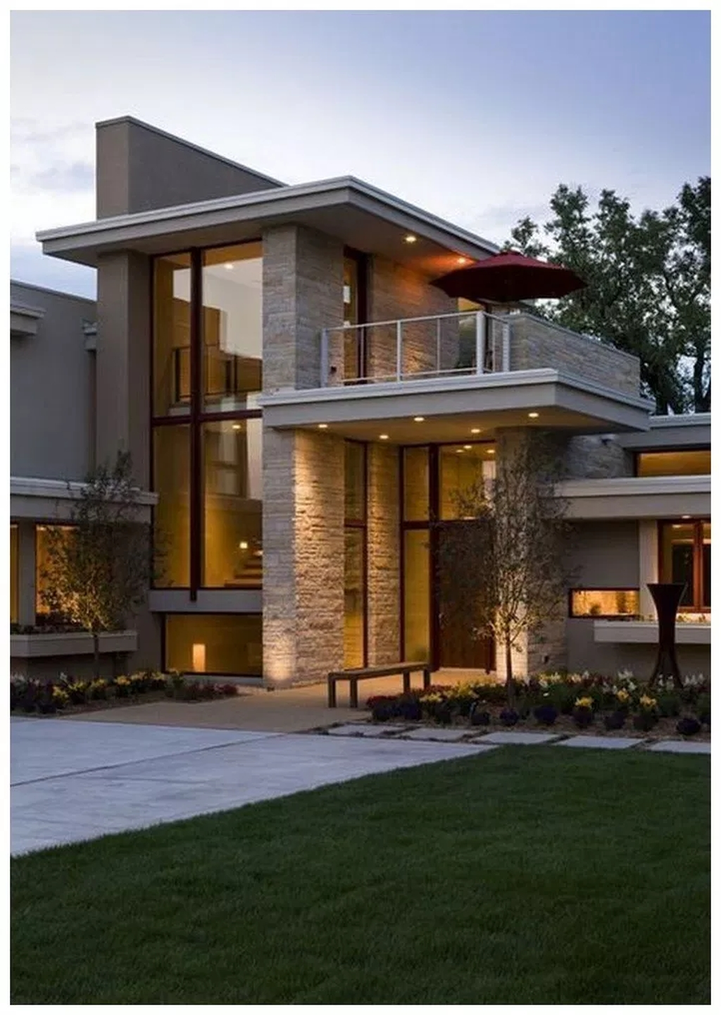 Fascinating Contemporary Houses Design Ideas To Try27