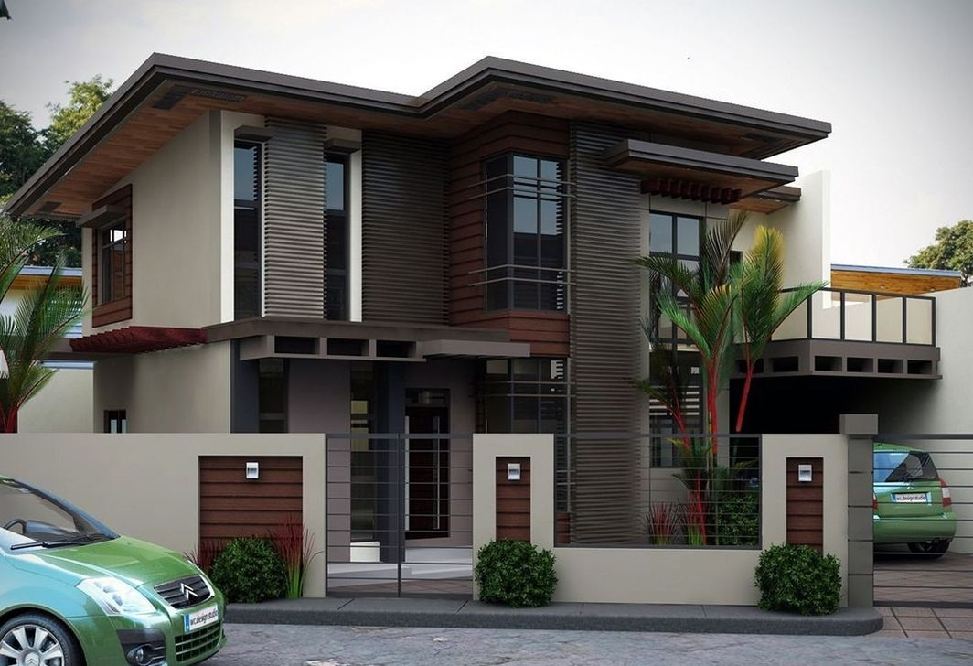 Fascinating Contemporary Houses Design Ideas To Try40