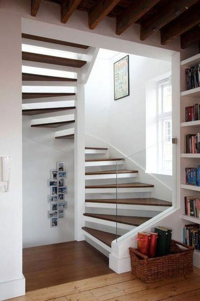 Incredible Stairs Design Ideas For The Attic To Try01
