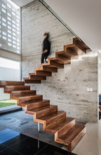 Incredible Stairs Design Ideas For The Attic To Try26