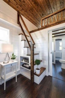 Incredible Stairs Design Ideas For The Attic To Try32