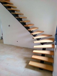 Incredible Stairs Design Ideas For The Attic To Try34