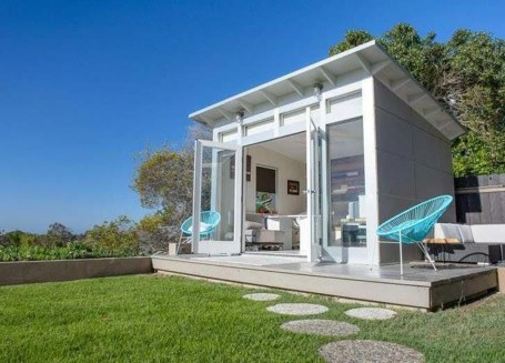 Incredible Studio Shed Designs Ideas For Your Backyard01