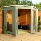 Incredible Studio Shed Designs Ideas For Your Backyard10