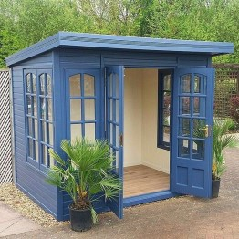 Incredible Studio Shed Designs Ideas For Your Backyard31