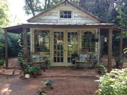 Incredible Studio Shed Designs Ideas For Your Backyard32