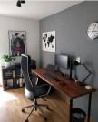 Perfect Home Office Designs Ideas You Must Know27