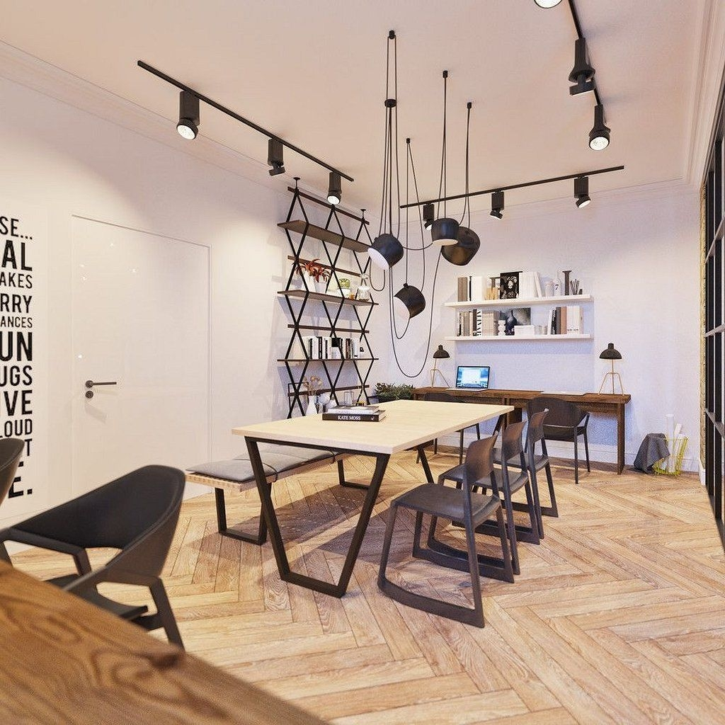 Perfect Home Office Designs Ideas You Must Know37