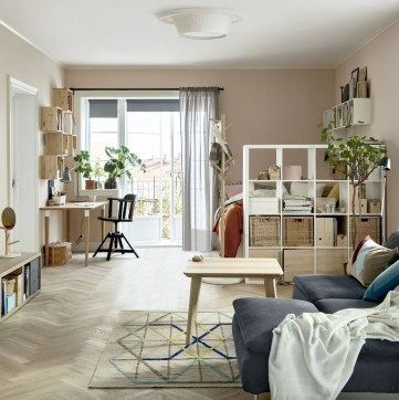 Rustic Tiny Studio Apartment Design Ideas For You25