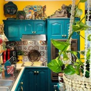 Unusual Bohemian Kitchen Decorations Ideas To Try02
