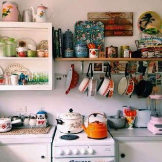 Unusual Bohemian Kitchen Decorations Ideas To Try26