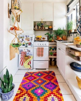Unusual Bohemian Kitchen Decorations Ideas To Try33