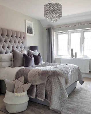 Wonderful Bedrooms Design Ideas With Vintage Touch That Will Thrill You33