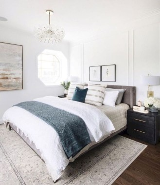 Wonderful Bedrooms Design Ideas With Vintage Touch That Will Thrill You37