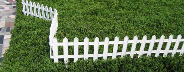 Amazing Small Decorative Fencing For Garden Ideas