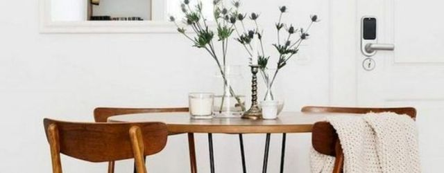 Awesome White Dining Room Chairs Ideas