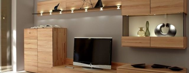 Gorgeous Bedroom Wall Units Ideas